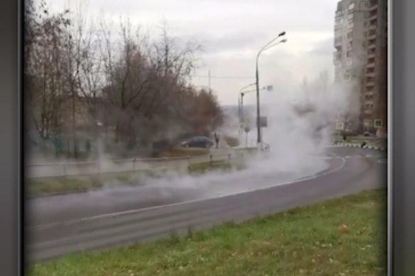В Дзержинске школьницы получили серьезные ожоги, угодив в реку из кипятка