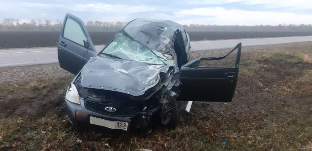 На трассе под Краснодаром ВАЗ сбил 8 человек: пятеро погибли