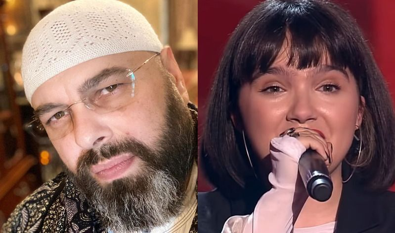 Фадеев дал экспертную оценку дочери ведущего «Первого канала» на шоу «Голос»