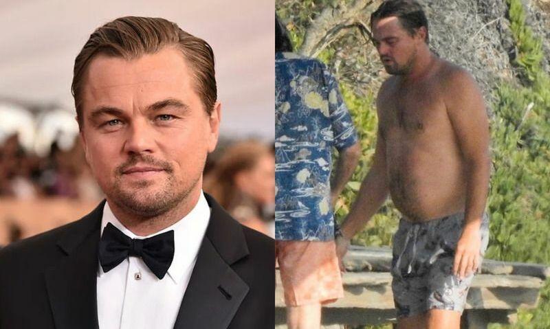«Где спортивная форма, Лео?»:  Ди Каприо на пляже с большим пузом разочаровал фанатов