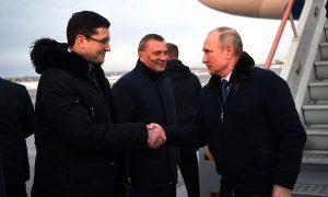 Эксперт раскрыл подоплеку визита Путина в Нижегородскую область