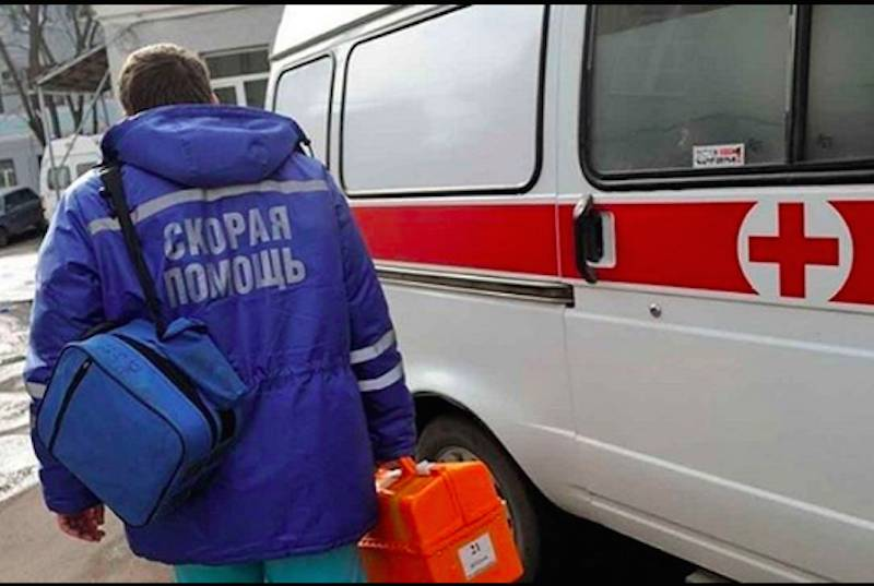 В Москве врача скорой избил пациент за отсутствие лекарства от ковида. Еще и иском пригрозил