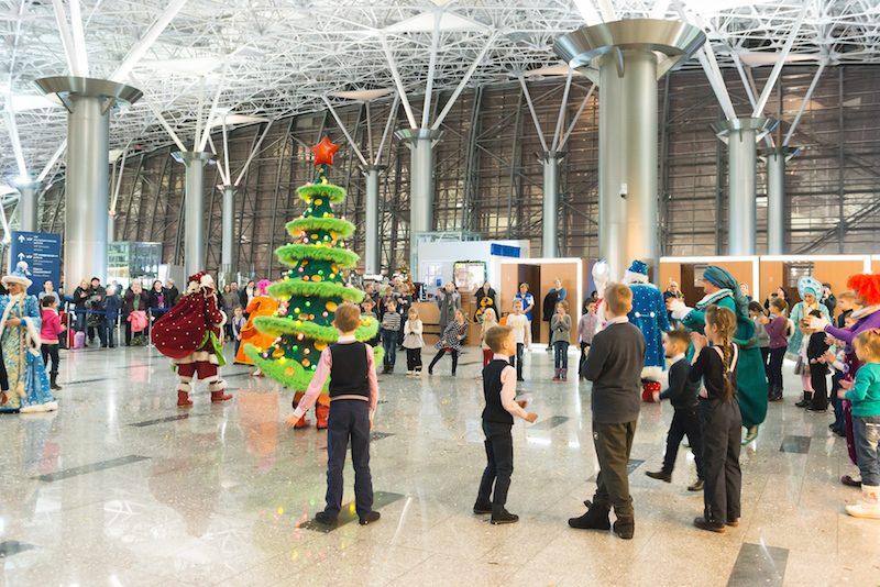 Авиабилеты на новогодние праздники подешевели