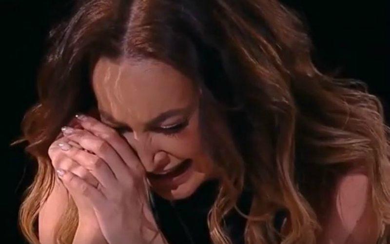 «Оля, успокойся!»: партнер Бузовой на «Ледниковом периоде» рассказал о ее слезах и травме