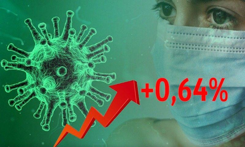 Динамика коронавируса на 13 ноября