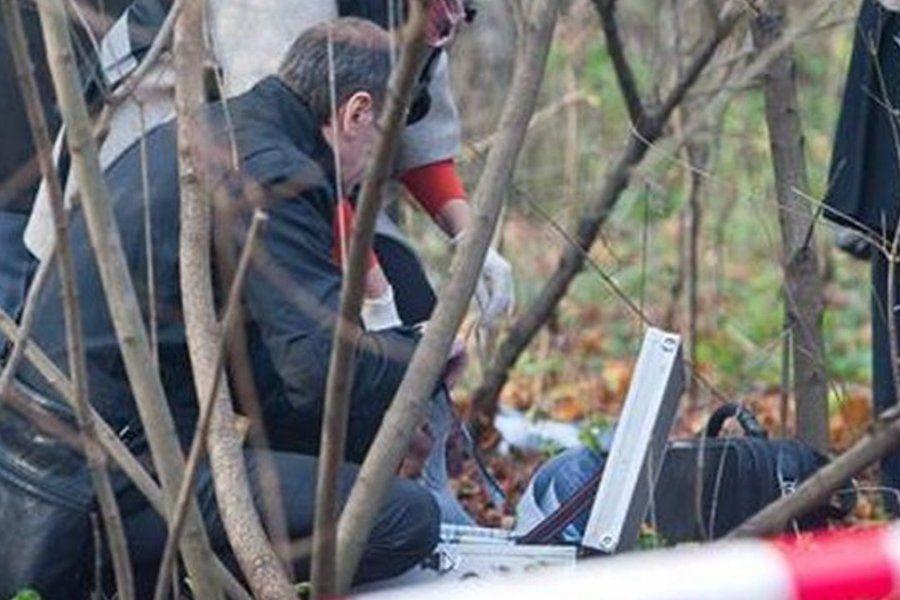 Страшная находка: петербуржец обнаружил закопанную по голову мертвую женщину