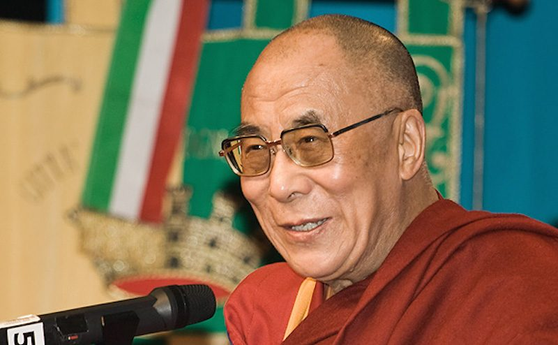 Далай-лама дал установку россиянам не