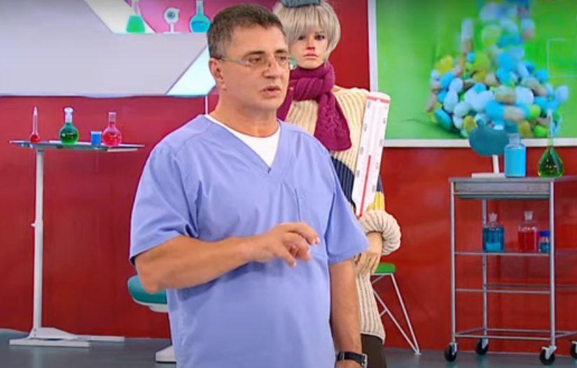 Доктор Мясников дал несколько советов, как избежать пневмонии