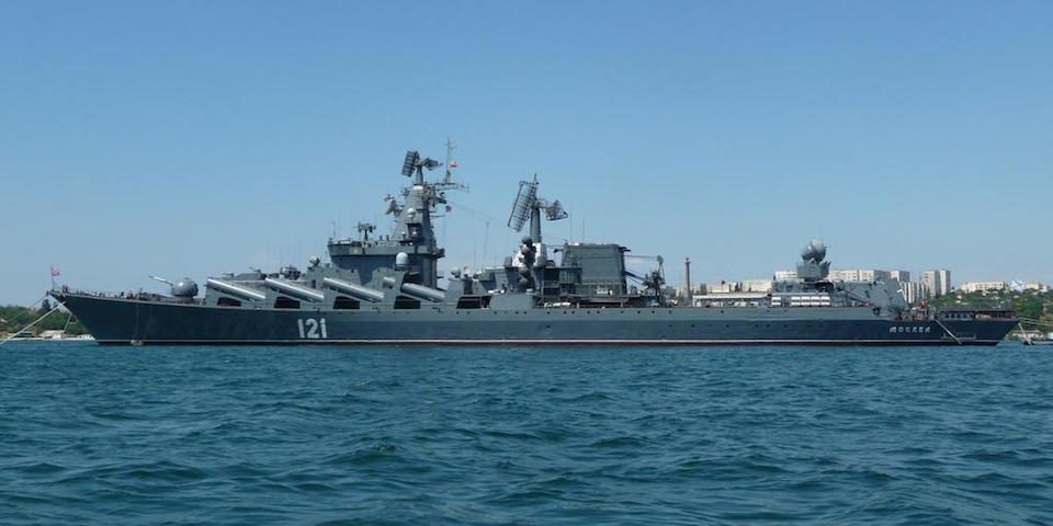 Россия создает в Судане базу для своих кораблей с ядерными установками
