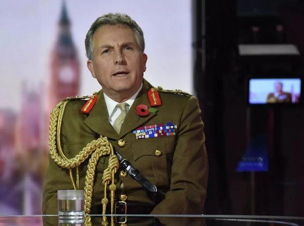 Английский генерал предупредил об угрозе Третьей мировой из-за пандемии коронавируса