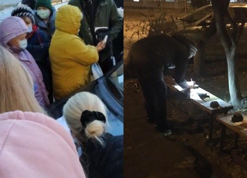 Запись к терапевту на листе под камушком и ночные дежурства над списком: как в Волгограде выживают без госуслуг