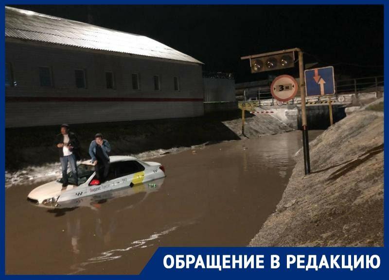 Туннель абсурда: морозовчане проходят через испытания, чтобы добраться из одной части города в другую