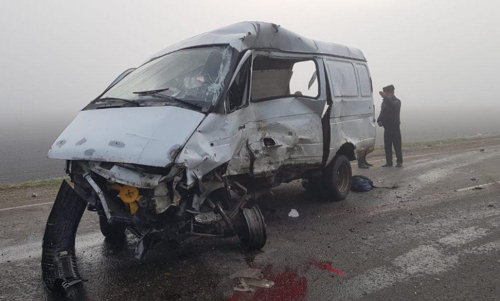Шесть человек погибли, четверо пострадали в ДТП в Краснодарском крае