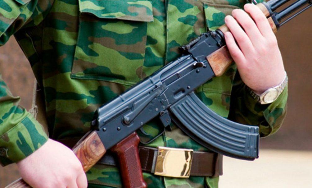 Солдат-срочник убил троих людей на военном аэродроме в Воронеже
