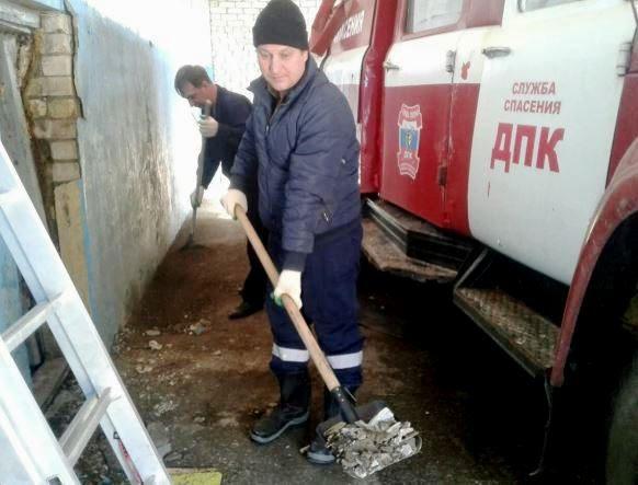 Пожарные в Самарской области из-за бездействия властей не хотят бороться с огнем