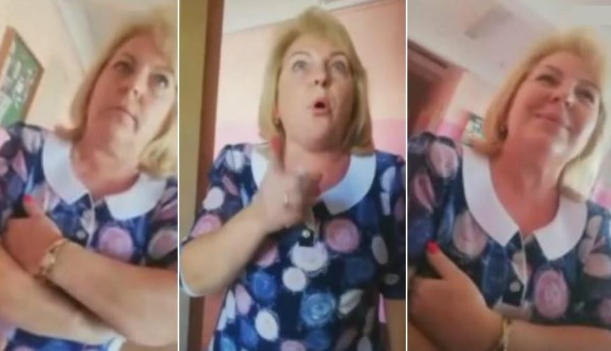 Ругающаяся матом педагог не пустила в туалет школьника, который довел до могилы ее мужа
