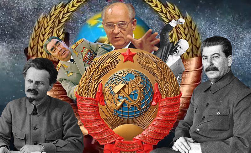 Три разные страны: ваше  мнение об СССР больше  не будет прежним