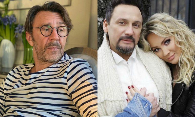 Жена Стаса Михайлова пригрозила избить Шнурова за стихи о «щедрости» артиста