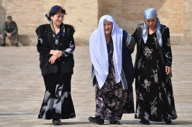 Власти Узбекистана будут платить гражданам за прогулки