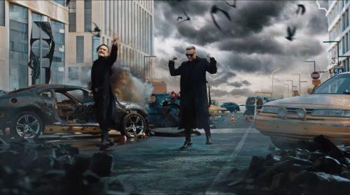 Что случится в 2021 году: предсказание Моргенштерна и Крида в новом клипе