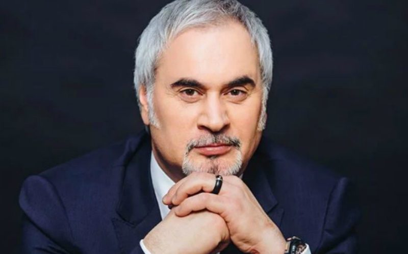 Валерий Меладзе попросил у врачей доступ в «красную зону», чтобы поддерживать зараженных