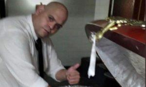 Смерть за фото с Марадоной: аргентинские СМИ сообщили о расправе над похоронщиком