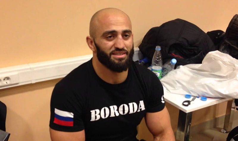 Яндиев задержан после драки с Харитоновым в Москве
