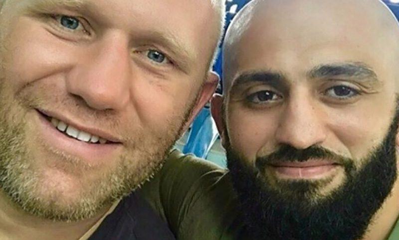 Банально «разводил» на деньги: боец Харитонов объяснил, за что его избил Адам «Борода» Яндиев