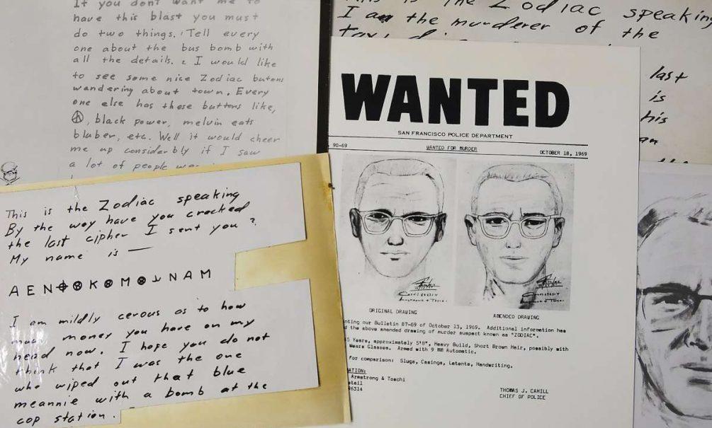 Послание серийного убийцы Зодиака смогли расшифровать 50 лет спустя. И вот что он писал