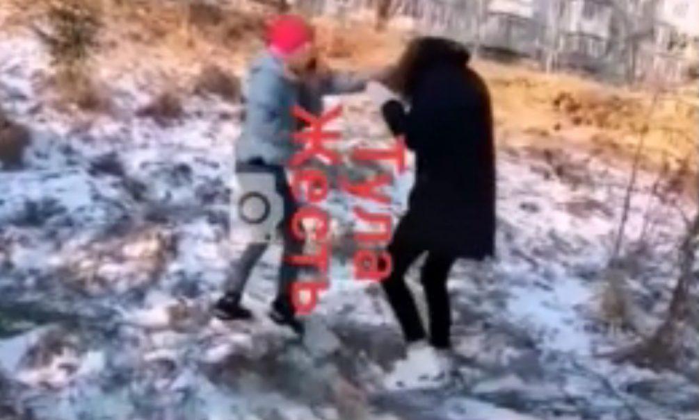 Тульская школьница жестоко избила подругу за «измену». Ей помогли сверстники