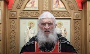 «Бьют монахинь и забирают всех отцов»: ОМОН явился в монастырь, которым управлял схиигумен Сергий