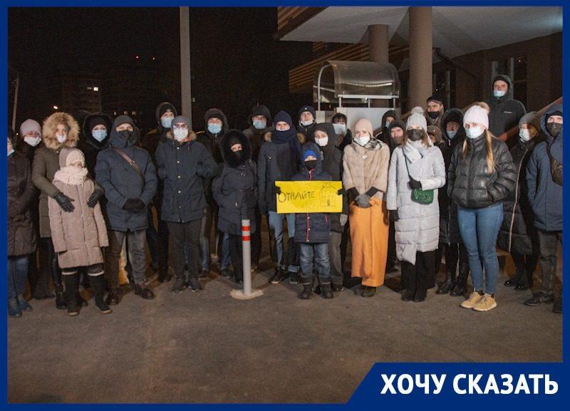 Ростовчане не могут въехать в свои квартиры в новостройке из-за отсутствия платной парковки