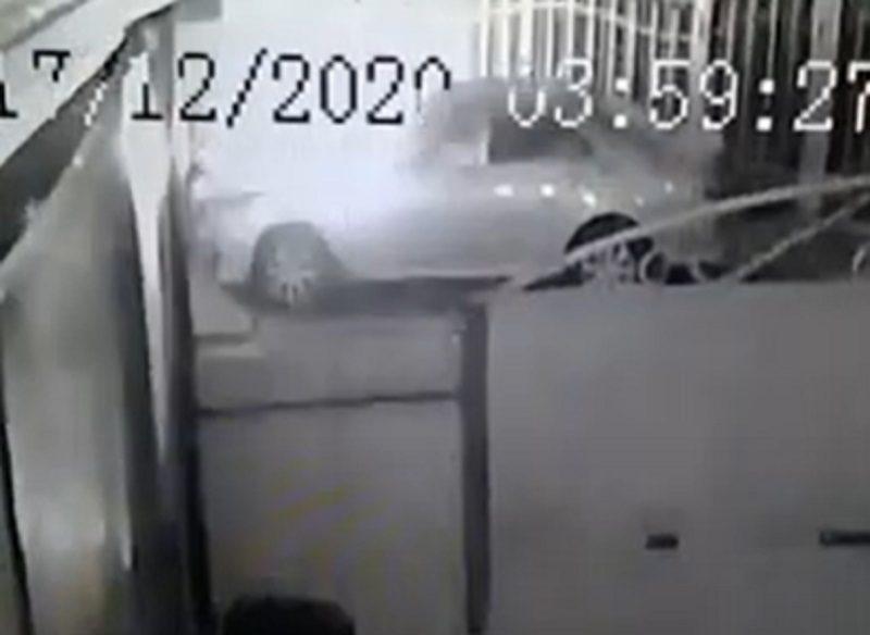На Ставрополье уничтожили машину активиста, борющегося с властями и застройщиками за права инвалидов