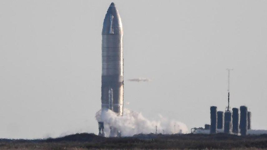 Полеты на Марс откладываются: крушение космического корабля Илона Маска попало на видео