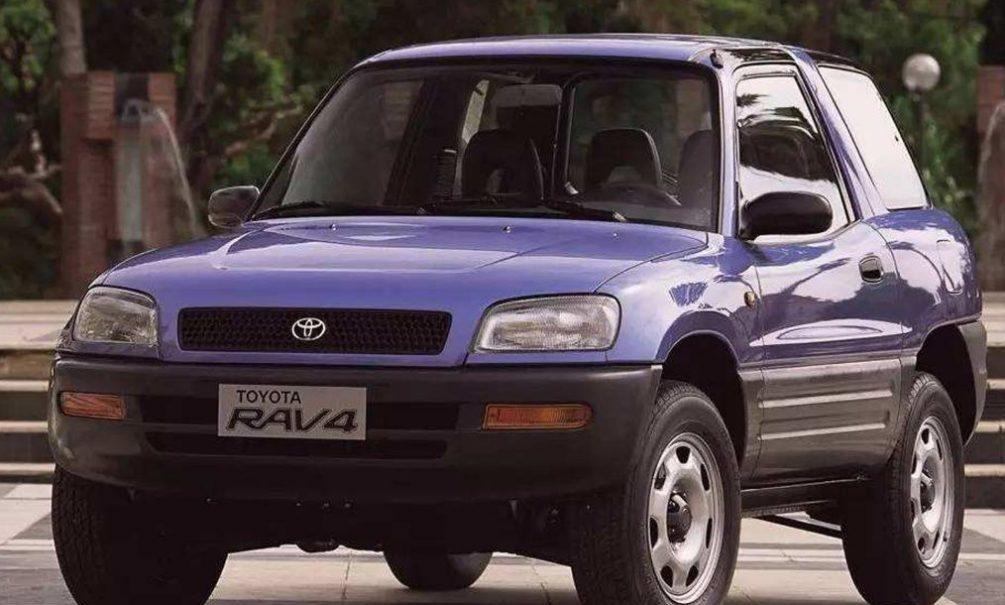 Toyota RAV-4 (Тойота РАВ-4)