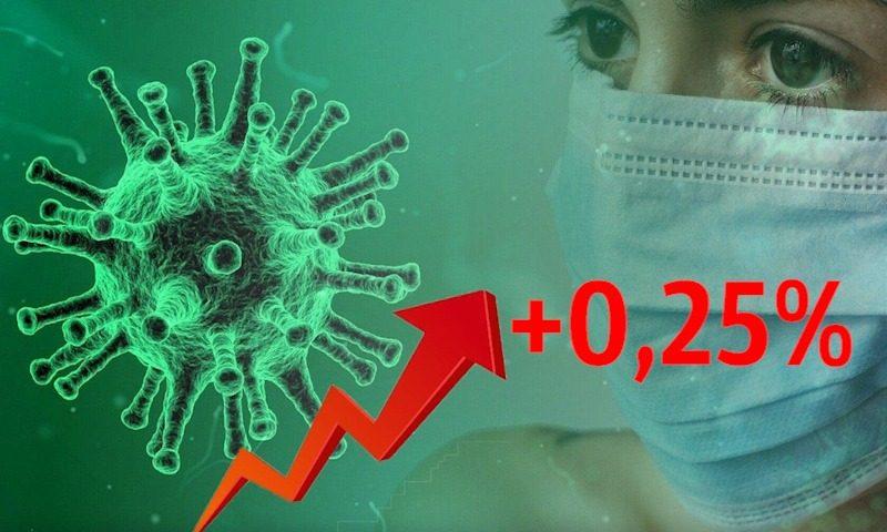 Динамика коронавируса на 15 декабря
