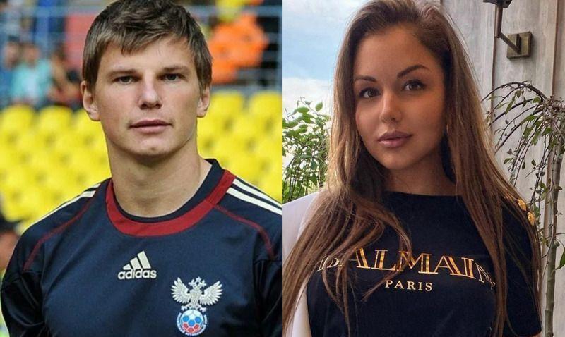 «Любовница» Аршавина раскрыла правду  от обношениях с экс-футболистом
