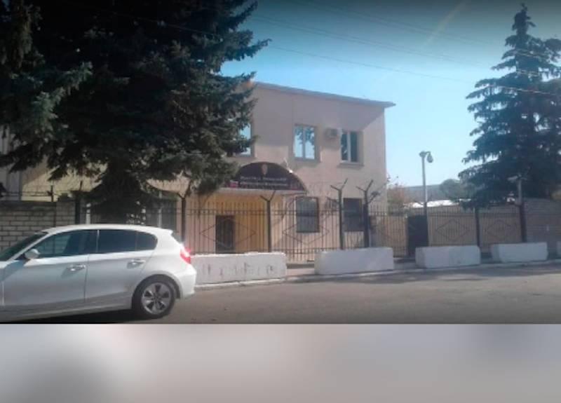 Смертник взорвал себя возле здания ФСБ в Карачаево-Черкесии