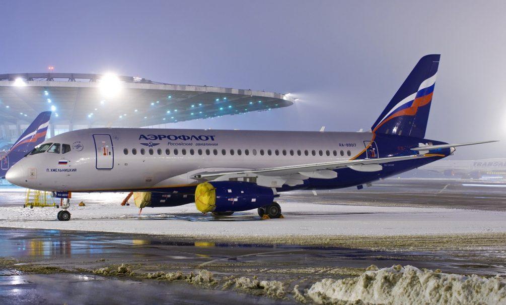 Жёсткая посадка: «Аэрофлот» отказался от Sukhoi Superjet 100