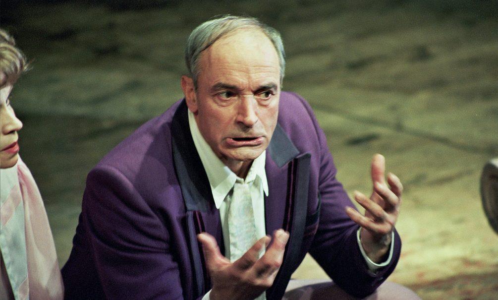 Умер великий советский и российский актер Валентин Гафт