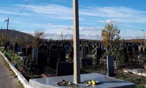 В Новороссийске ветерана Великой Отечественной войны похоронили под бетонной опорой ЛЭП