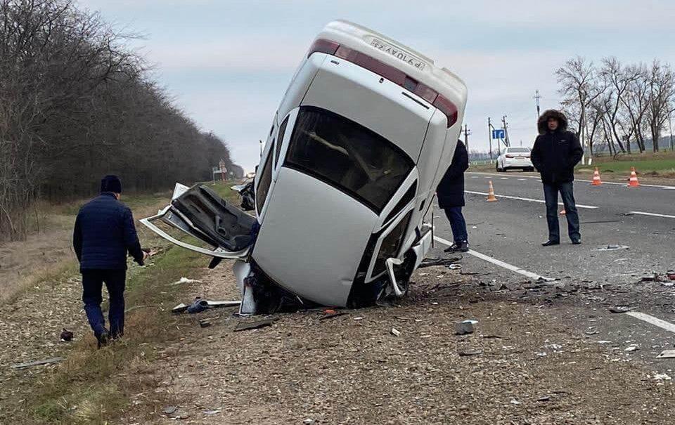 Полицейский стал виновником страшной аварии с пятью погибшими