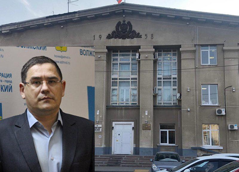 В Волжском задержали высокопоставленного чиновника за срыв строительства детсада по нацпроекту