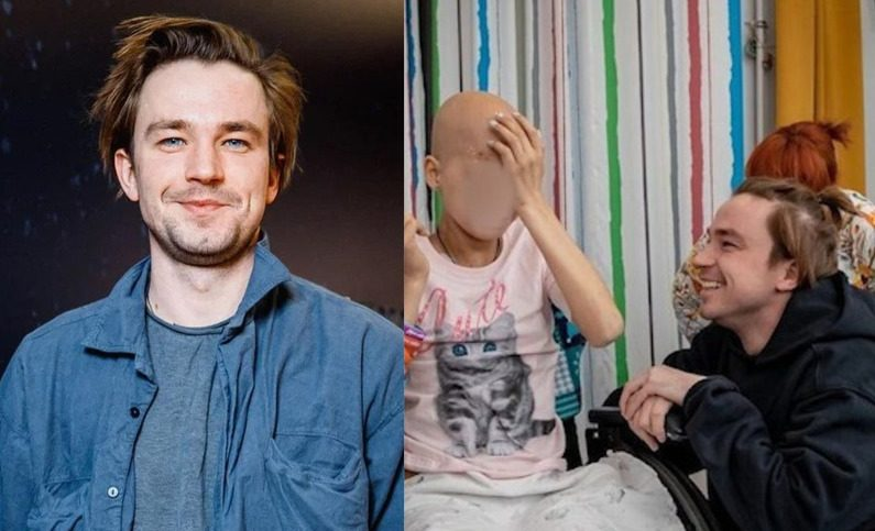 Александр Петров исполнил последнюю мечту умирающей от рака девочки