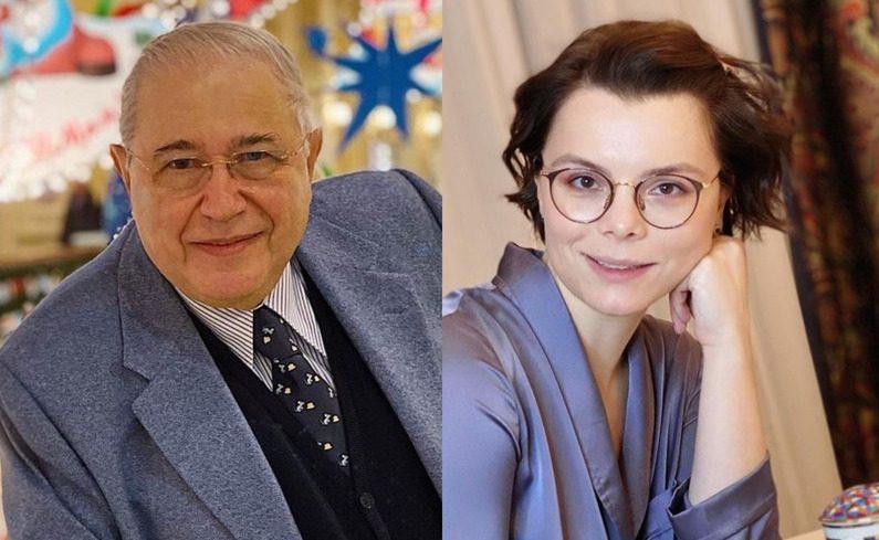СМИ: 75-летний Евгений Петросян и 31-летняя Татьяна Брухунова ждут второго ребенка
