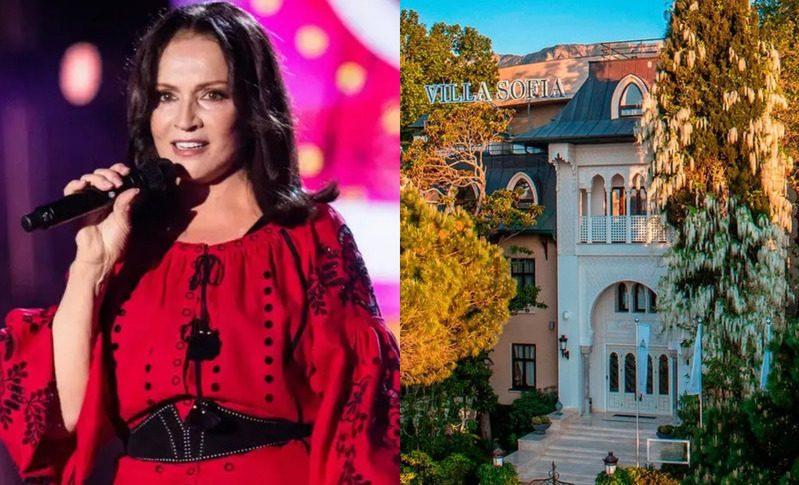 София Ротару тайно выставила на продажу отель за 25 миллионов евро