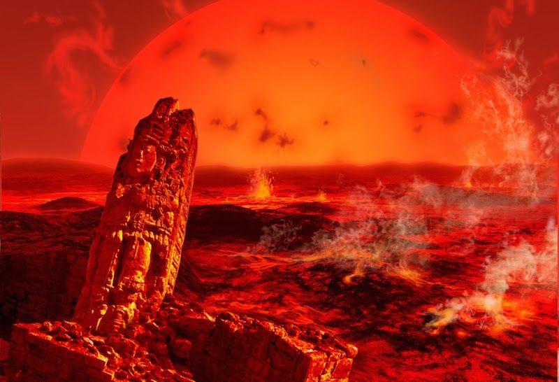 Земля погибнет из-за Солнца: учёные назвали сроки конца света и предложили варианты спасения