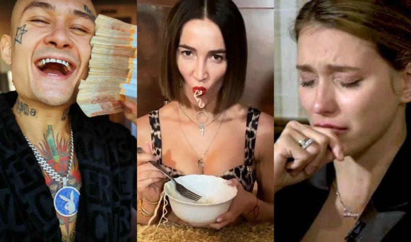 Топ скандалов шоу-бизнеса в 2020 году: Тодоренко, треш-баттлы и агония звезд в пандемию