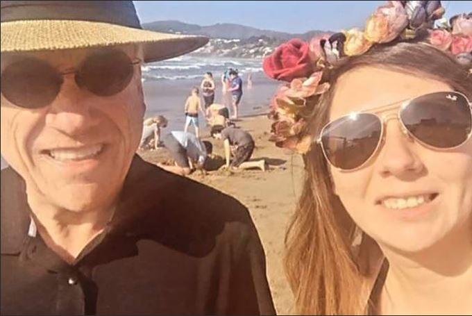 Президента Чили оштрафовали на 3,5 тыс. долларов за прогулку по пляжу без маски