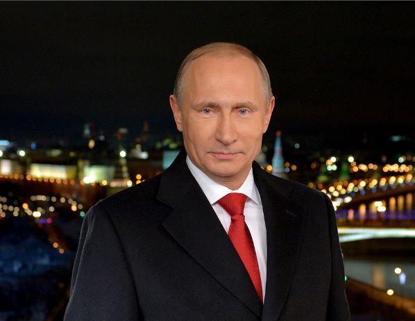 «Этот год был трудным для каждого из нас»: Путин поздравил россиян с Новым годом